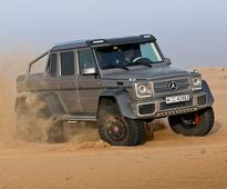 Lamborghini Could Crush The G63 AMG 6x6 By Making The Urus 6x6