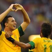 Tottenham's chase for Leandro Damiao could point to an exit for Adebayor