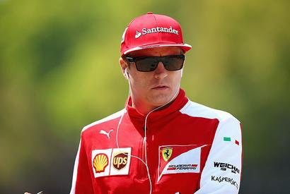 Ferrari retain veteran Raikkonen for 2017