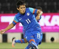 Sunil Chhetri's Goal Helps Bengaluru FC Pip East Bengal in I-League