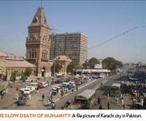 Once upon a time liberal city, Karachi now on the brink!
