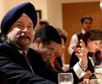 Seasoned diplomat, now a minister