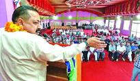 Jitendra congratulates Kathua for PM's compliment in 'Mann Ki Baat'