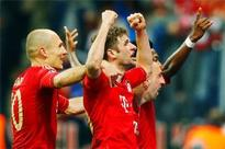 Bayern stun Barcelona with 4-goal show