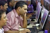 Sensex rallies 195 points to close at 26,034, Nifty settles above 7,920; Educomp Solutions surges 18%