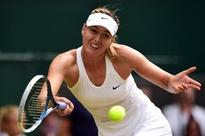 Sharapova out, Serena suffers health scare