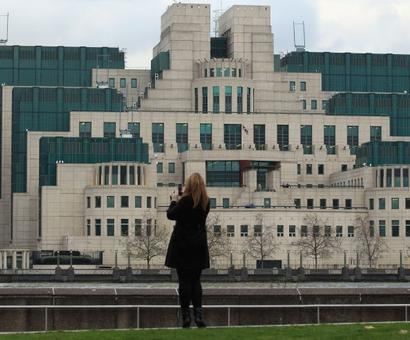 Britain's MI6 to hire 1,000 more spies by 2020