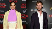 Tessa Thompson and Chris Hemsworth to reunite for 'Men In Black' spin-off