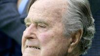 George H.W. Bush feeling well enough to tweet