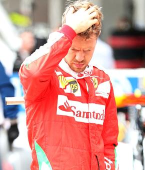 Kvyat collisions dump Vettel out of Russian GP