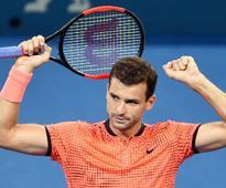 Brisbane International: Grigor Dimitrov upsets world No 5 Kei Nishikori to win title