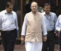 Jaitley becomes first NDA minister to declare assets