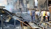 Rise in fire incidents: Lokayukta calls for report on NOC status