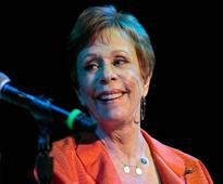 Mark Twain Prize to go to Carol Burnett