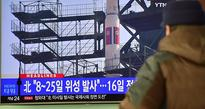 N. Korea's Rocket Flew Over Japan's Okinawa - Japanese Defense Minister