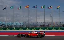 F1: Scuderia Ferrari (NYSE:RACE) Running New Engines at Sochi