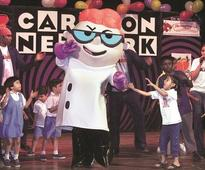 Turner to extend Cartoon Network brand to theme parks