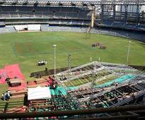 Mumbai's Wankhede Stadium to Host Irani Cup