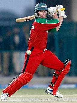 Zimbabwe's Ervine to skip Test series vs Bangladesh