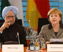 PM Manmohan Singh meet Angela Merkel to boost trade, investment with Germany