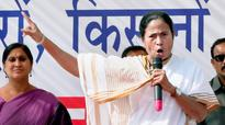 My plane in air, Army at my door, fumes West Bengal CM Mamata