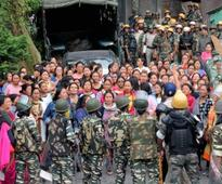 Darjeeling unrest: GJM supporters march in processions as Bimal Gurung calls for protest