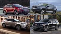 Top 20 Best SUVs coming to Australia in 2017-2018