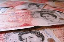 Sterling retreats from one month high