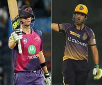 IPL: KKR win toss, elect to bowl vs RPS