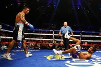 Lamont Peterson loses by third-round TKO to Lucas Matthysse