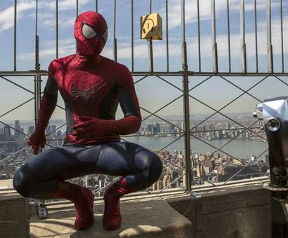 New Spiderman film casts a wide web of brand tie-ups