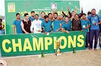 Ankurjyoti edge past City CC for Bud Challenge title