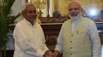 Watch: After skipping Sonia Gandhi's meet, Nitish Kumar lunches with PM Modi