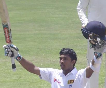 PHOTOS: Sri Lanka vs Australia, 1st Test, Day 3