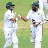 Amla steals the show in 100th Test