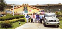 Parliamentary Standing Panel members visit KRS