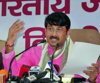 Haryana to release more water for Chhat puja: Manoj Tiwari