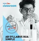 Tata Sky forays into education - Brings Classroom into living rooms with Tata ClassEdge