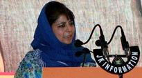 Mehbooba Mufti hails Kishtwar people, aims to give big tourism boost in area