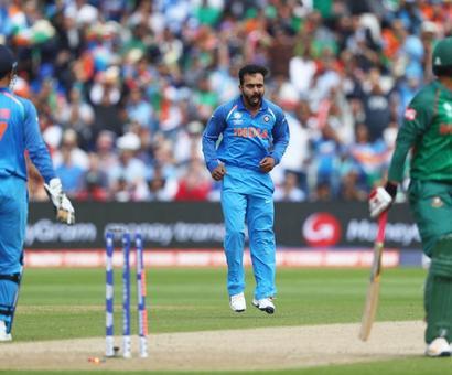 Champions Trophy: Meet India's secret weapon