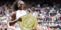 Serena Williams Doubles Up At Wimbledon