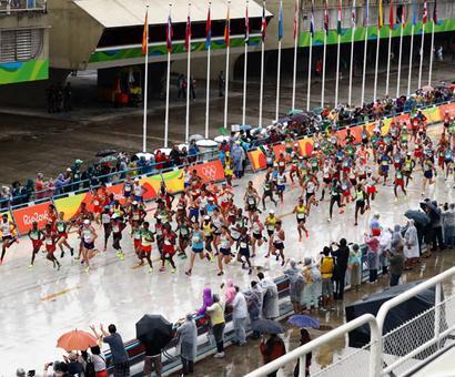 Gopi, Kheta Ram clock personal bests in marathon