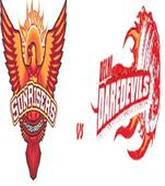 IPL 2013: Sunrisers Hyderabad to lock horns with Delhi Daredevils in their backyard