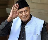 Farooq Abdullah absolves Jinnah; blames Nehru, Patel, Azad for partition