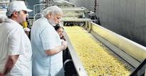 Centre to support Uttar Pradesh for accelerated growth of the food processing industry