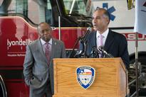 LyondellBasell Donation to Provide Specialized Training for Six Houston-Area Fire Departments