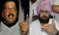 Arvind Kejriwal challenges Amarinder Singh to fight only from Lambi, perpetuates Twitter feud