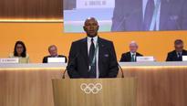 Kipchoge Keino receives first Olympic Laurel Award