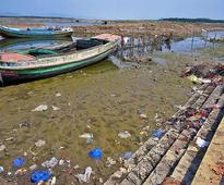 Amaravati ghats lose sheen, river pollution worries residents