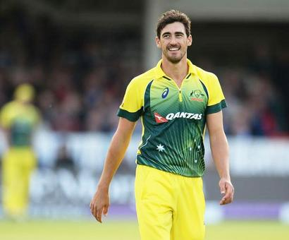 Fit-again Starc ready to rip it with Saqlain's record in sight